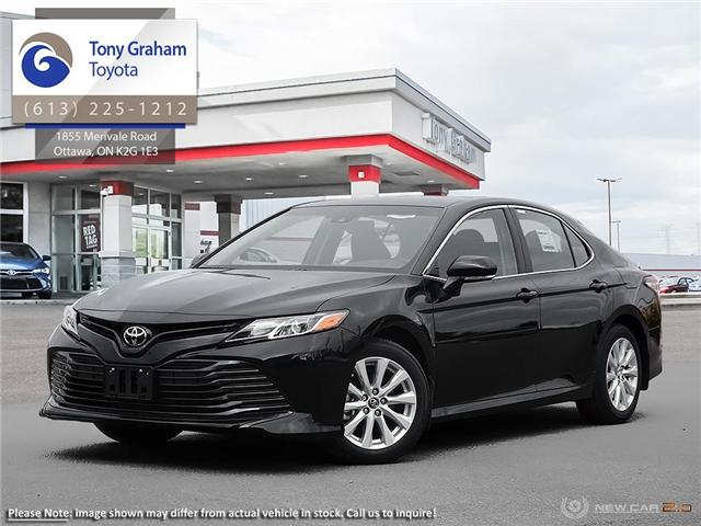 2019 Toyota Camry LE (Stk: 58015) in Ottawa - Image 1 of 22