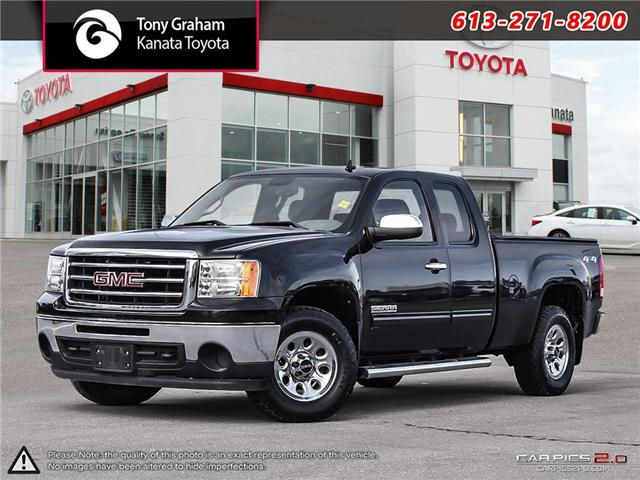 2012 GMC Sierra 1500 SL (Stk: 89193C) in Ottawa - Image 1 of 27