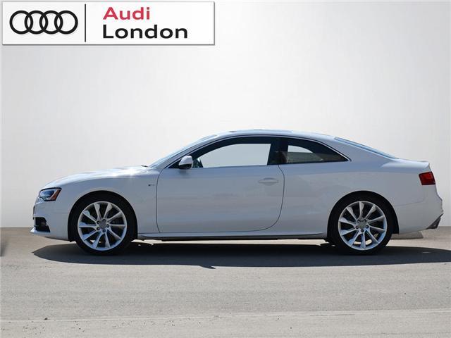 2014 Audi A5 2.0 Progressiv (Stk: 455629A) in London - Image 2 of 27