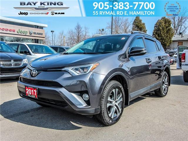 2017 Toyota RAV4 LE (Stk: 197539A) in Hamilton - Image 1 of 23
