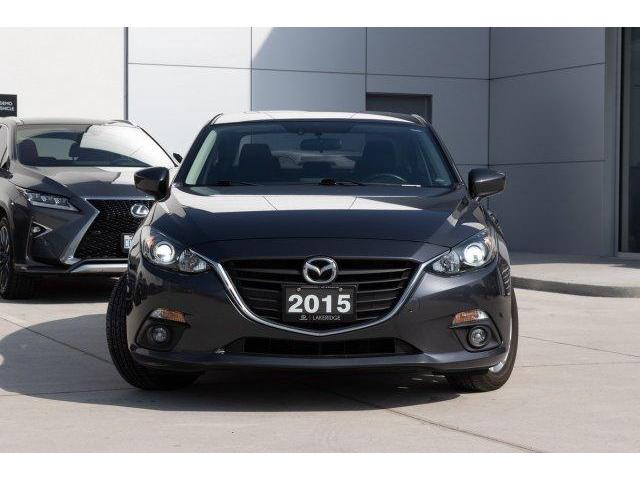 2015 Mazda Mazda3 GS (Stk: LD9000B) in Toronto - Image 2 of 24