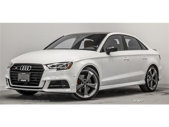 2019 Audi S3 2.0T Technik (Stk: T16424) in Vaughan - Image 1 of 22