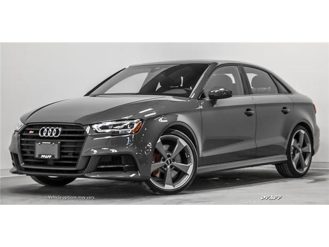 2019 Audi S3 2.0T Technik (Stk: T16443) in Vaughan - Image 1 of 21