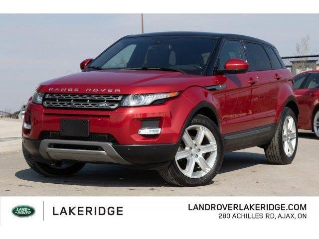 2015 Land Rover Range Rover Evoque Pure Plus (Stk: P0111) in Ajax - Image 1 of 30