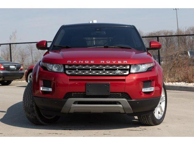 2015 Land Rover Range Rover Evoque Pure Plus (Stk: P0111) in Ajax - Image 2 of 30