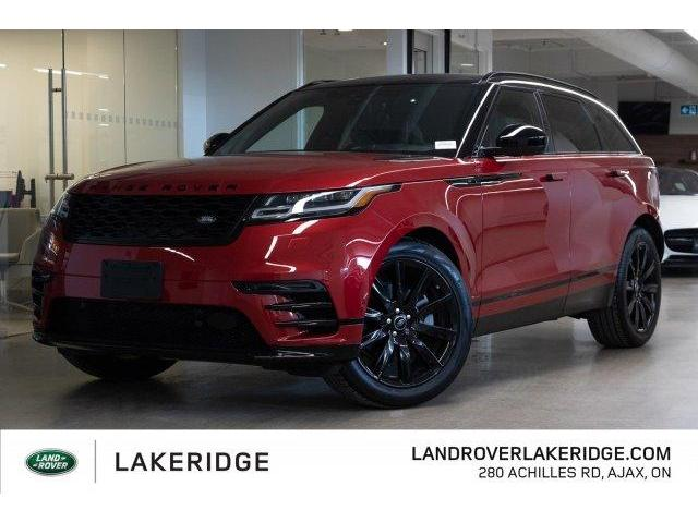 2018 Land Rover Range Rover Velar R-Dynamic SE (Stk: R0523) in Ajax - Image 1 of 30
