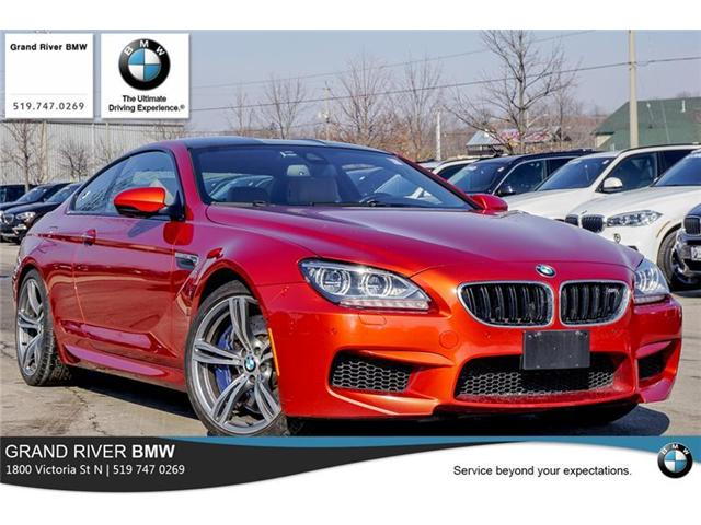 2013 BMW M6 Base (Stk: PW4640A) in Kitchener - Image 1 of 22