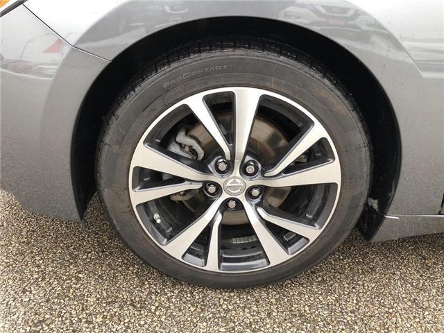 2017 Nissan Maxima SL (Stk: X3121A) in Burlington - Image 10 of 21