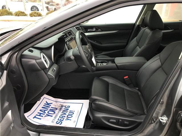 2017 Nissan Maxima SL (Stk: X3121A) in Burlington - Image 12 of 21