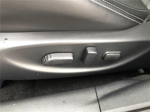 2017 Nissan Maxima SL (Stk: X3121A) in Burlington - Image 14 of 21