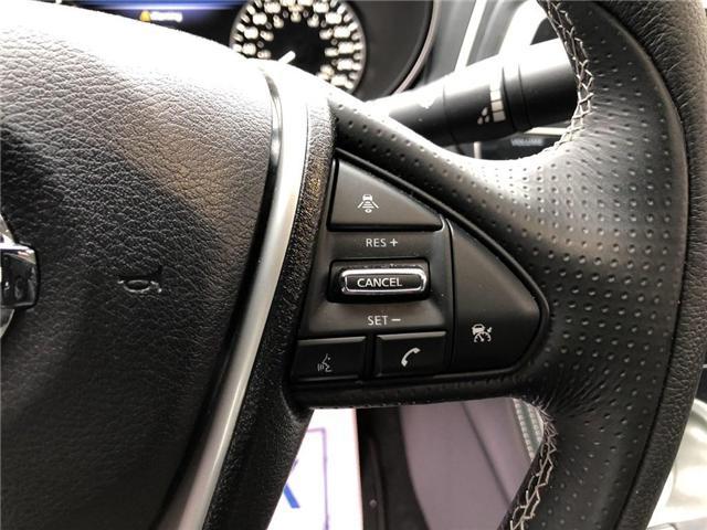 2017 Nissan Maxima SL (Stk: X3121A) in Burlington - Image 15 of 21