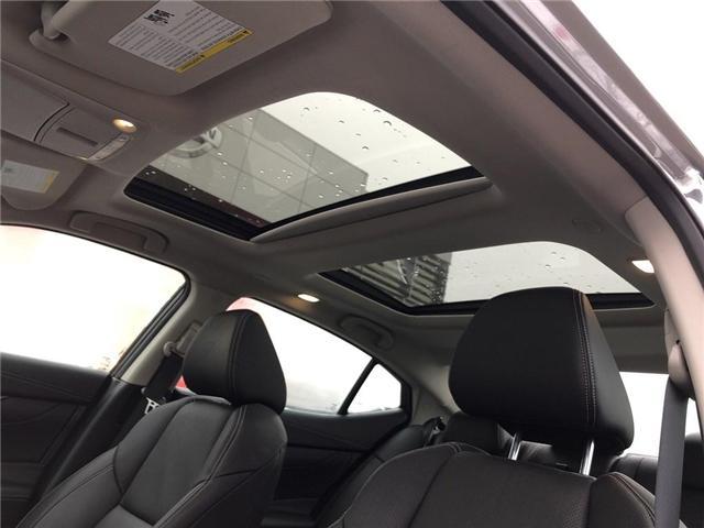 2017 Nissan Maxima SL (Stk: X3121A) in Burlington - Image 18 of 21