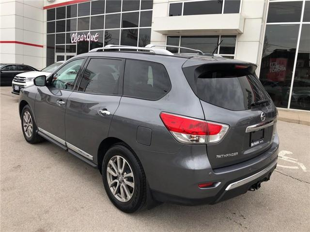 2015 Nissan Pathfinder  (Stk: 186036A) in Burlington - Image 2 of 19