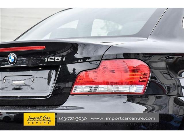 2011 BMW 128i  (Stk: M54346) in Ottawa - Image 8 of 30