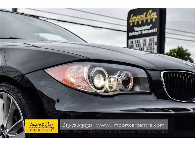 2011 BMW 128i  (Stk: M54346) in Ottawa - Image 10 of 30