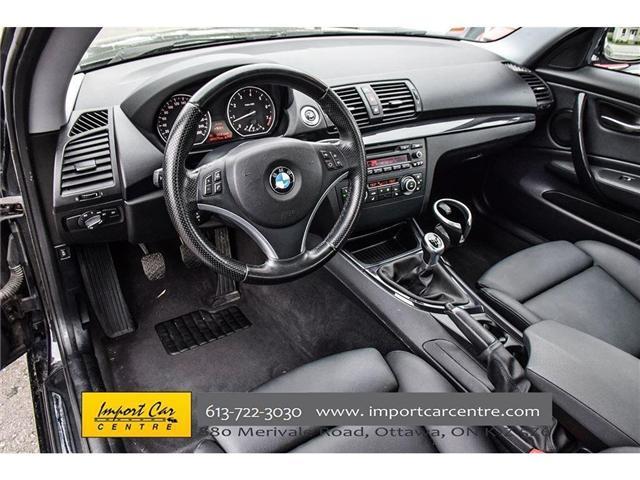 2011 BMW 128i  (Stk: M54346) in Ottawa - Image 12 of 30