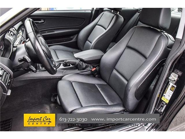 2011 BMW 128i  (Stk: M54346) in Ottawa - Image 14 of 30