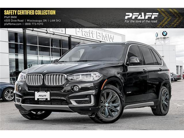 2016 BMW X5 xDrive35d (Stk: U5226) in Mississauga - Image 1 of 22