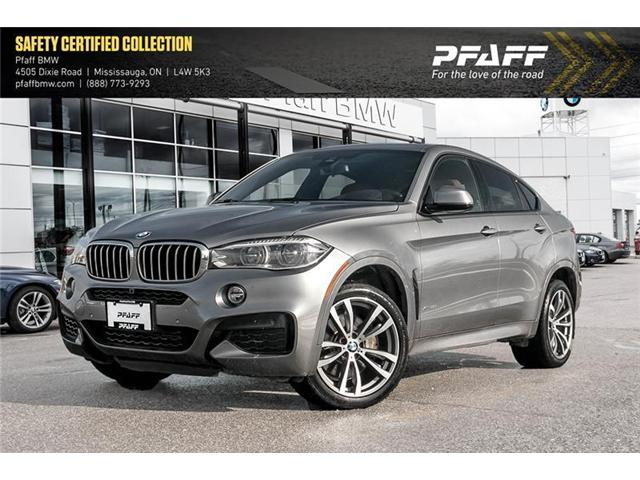 2016 BMW X6 xDrive50i (Stk: U5364) in Mississauga - Image 1 of 22