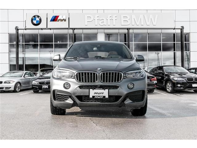 2016 BMW X6 xDrive50i (Stk: U5364) in Mississauga - Image 2 of 22