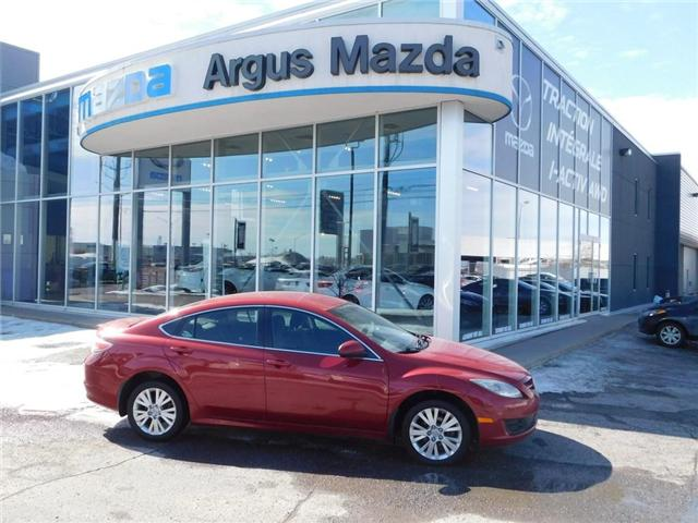 2010 Mazda MAZDA6 GS-I4 (Stk: 84396a) in Gatineau - Image 1 of 14