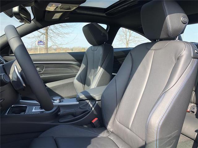 2019 BMW 430i xDrive (Stk: B19073) in Barrie - Image 15 of 19