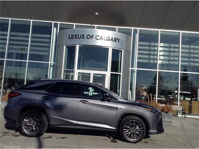 2019 Lexus RX 350 Base (Stk: 190477) in Calgary - Image 1 of 9