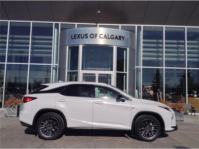 2019 Lexus RX 350 Base (Stk: 190460) in Calgary - Image 1 of 9
