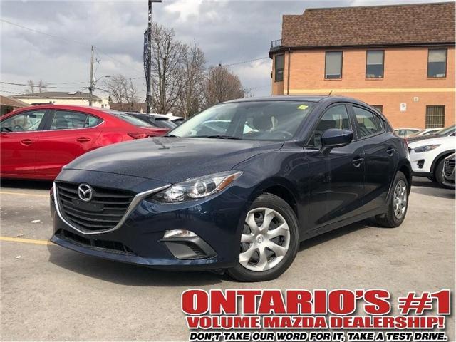 2014 Mazda Mazda3 GX-SKY (Stk: 80310A) in Toronto - Image 1 of 20