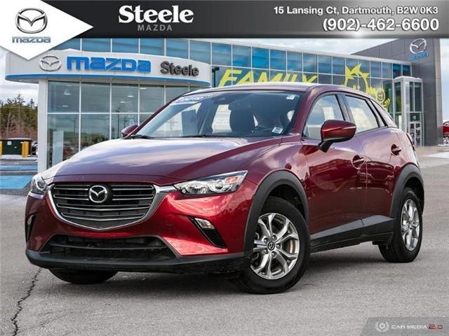 2019 Mazda CX-3 GS (Stk: M2703) in Dartmouth - Image 1 of 16