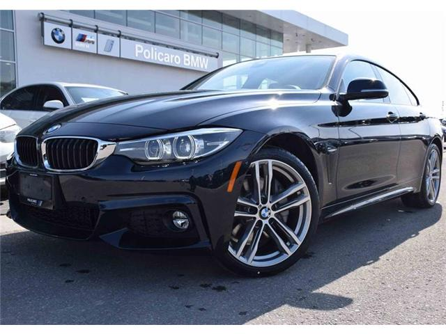 2019 BMW 440i xDrive Gran Coupe  (Stk: 9M76635) in Brampton - Image 1 of 12