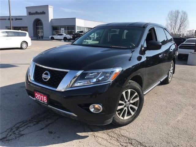 2016 Nissan Pathfinder S (Stk: 23697P) in Newmarket - Image 1 of 18