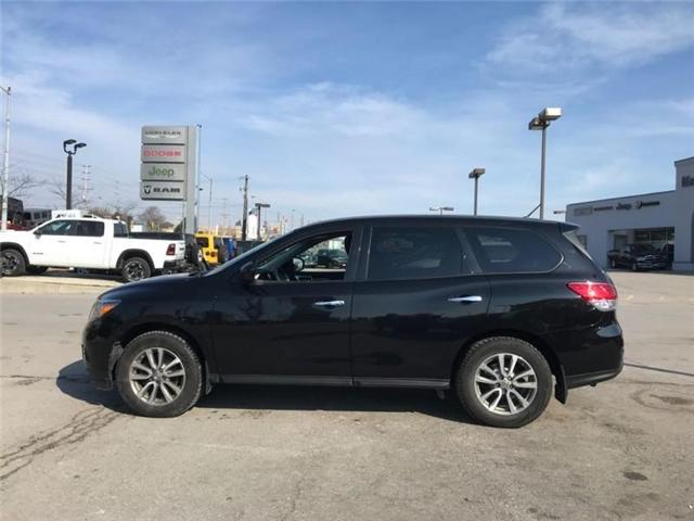 2016 Nissan Pathfinder S (Stk: 23697P) in Newmarket - Image 2 of 17