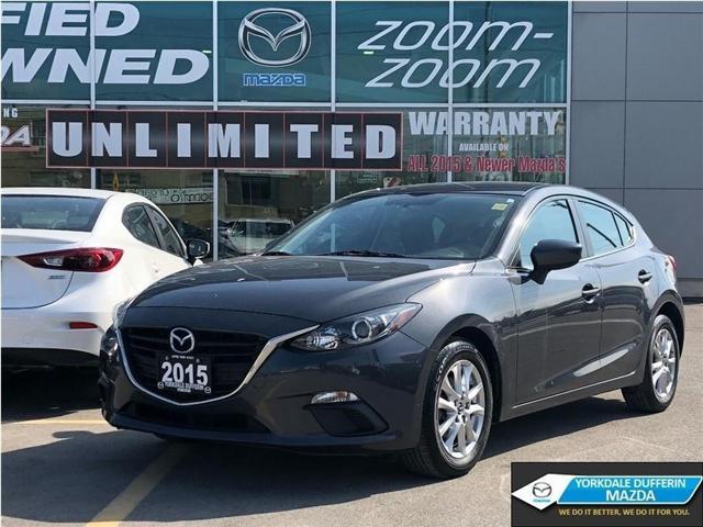 2015 Mazda Mazda3 GS (Stk: P1823) in Toronto - Image 1 of 23