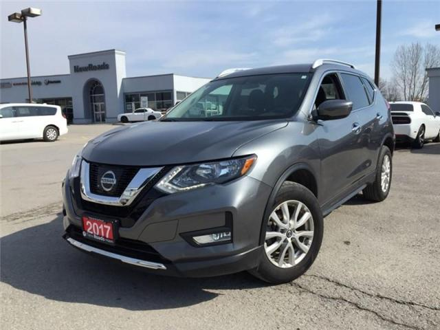 2017 Nissan Rogue SV (Stk: 23856S) in Newmarket - Image 1 of 16