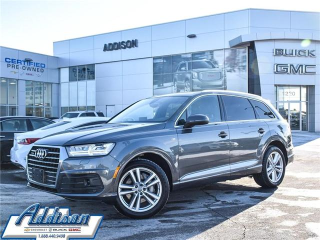 2017 Audi Q7  (Stk: U035053) in Mississauga - Image 1 of 29