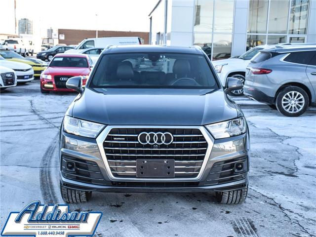 2017 Audi Q7  (Stk: U035053) in Mississauga - Image 2 of 29