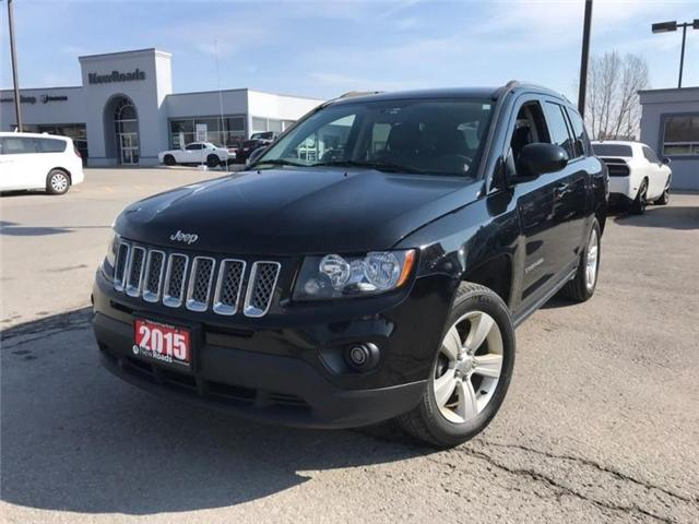 2015 Jeep Compass Sport/North (Stk: 23908S) in Newmarket - Image 1 of 17
