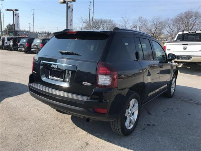 2015 Jeep Compass Sport/North (Stk: 23908S) in Newmarket - Image 5 of 17