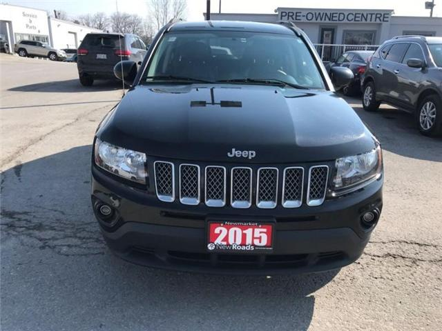 2015 Jeep Compass Sport/North (Stk: 23908S) in Newmarket - Image 6 of 17