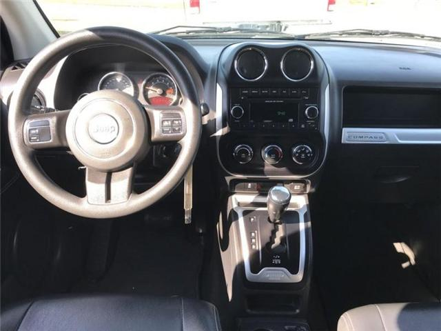 2015 Jeep Compass Sport/North (Stk: 23908S) in Newmarket - Image 10 of 17