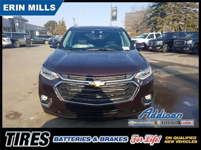 2019 Chevrolet Traverse Premier (Stk: KJ221835) in Mississauga - Image 2 of 20