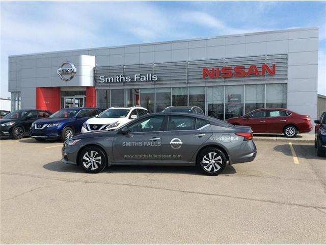 2019 Nissan Altima 2.5 S (Stk: 19-052) in Smiths Falls - Image 1 of 13
