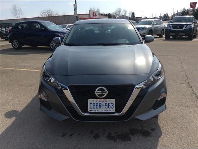 2019 Nissan Altima 2.5 S (Stk: 19-052) in Smiths Falls - Image 12 of 13