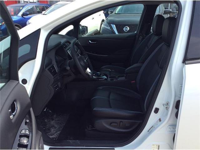 2019 Nissan LEAF SL (Stk: 19-093) in Smiths Falls - Image 7 of 13