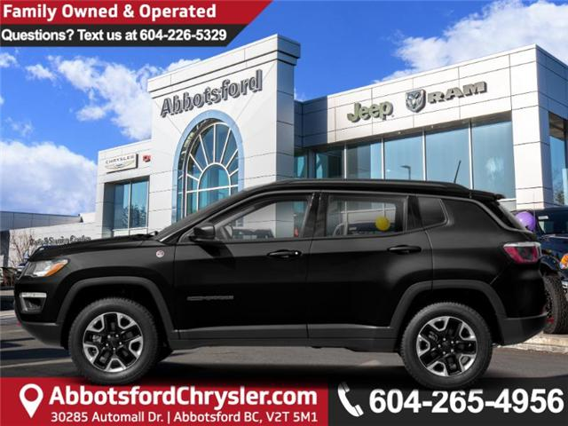 2019 Jeep Compass Trailhawk (Stk: K704251) in Abbotsford - Image 1 of 1