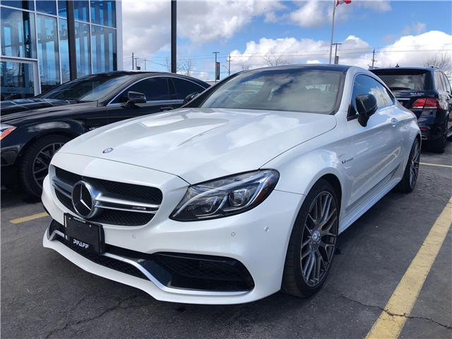 2017 Mercedes-Benz AMG C 63 S (Stk: K3757) in Kitchener - Image 2 of 9