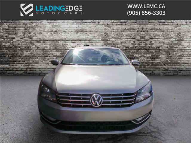2012 Volkswagen Passat 2.0 TDI Highline (Stk: 10608) in Woodbridge - Image 2 of 18