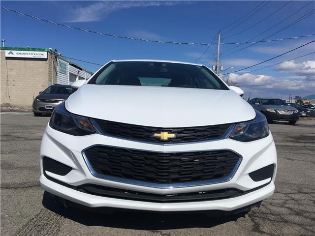 2017 Chevrolet Cruze LT Auto (Stk: 17-30292) in Georgetown - Image 2 of 22