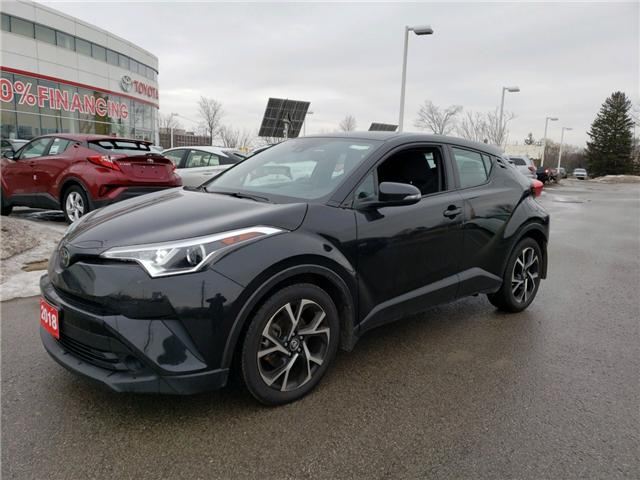 2018 Toyota C-HR XLE (Stk: P1684) in Whitchurch-Stouffville - Image 2 of 5